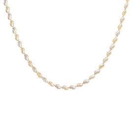 Zlatý náhrdelník náhrdelník