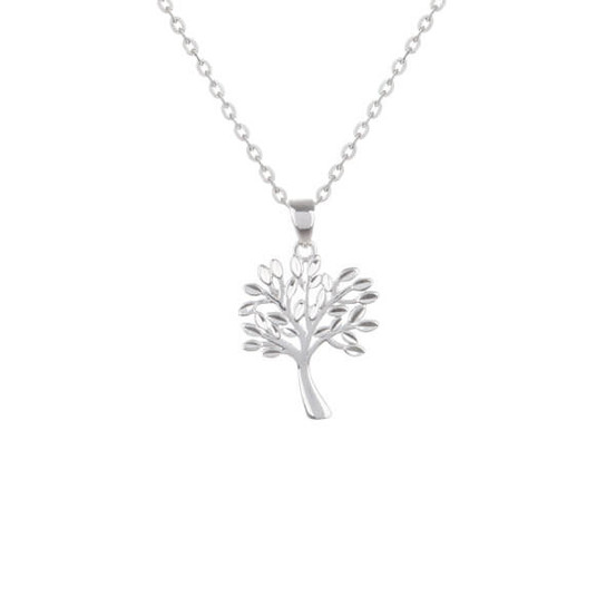stříbrný strom života